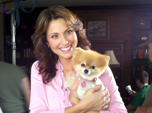 PetMeds Behind the Scenes - TV Talent with our PetMeds TV Star Winner Bella!