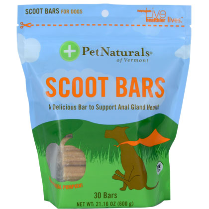 No More Scooting With Pet Naturals Scoot Bars Petmeds