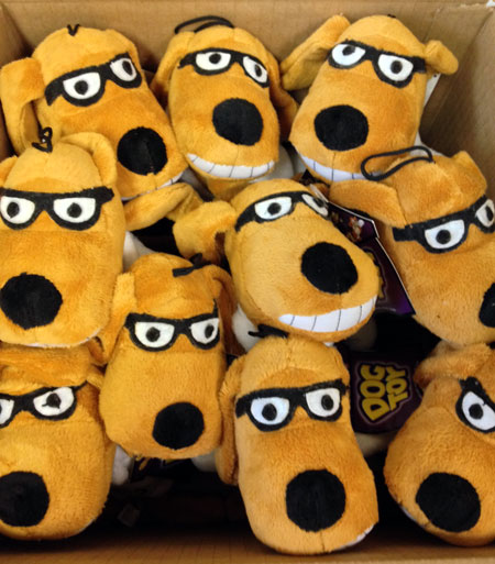 We're giving away 10 Max dog toys!