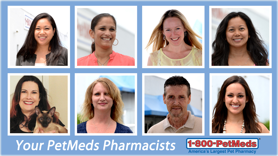 Your PetMeds Pharmacy team is here to help