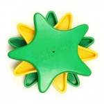 Kyjen Star Spinner Interactive Dog Toy