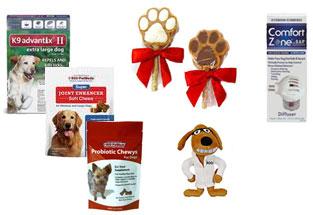#PetMedsDogWeek prizes