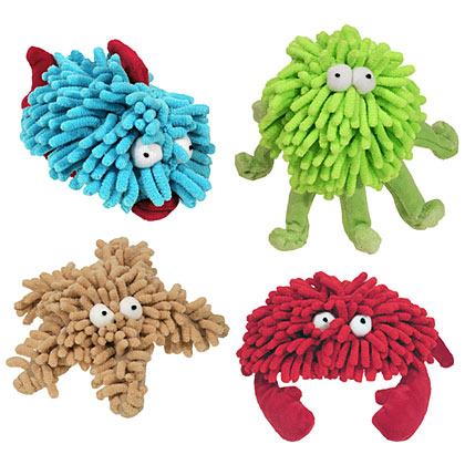 Sea Shammies Plus Dog Toy