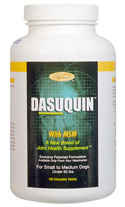 Dasuquin supports joint health
