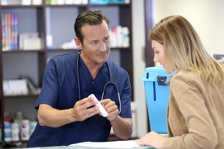 Discuss potential medication side effects with your vet