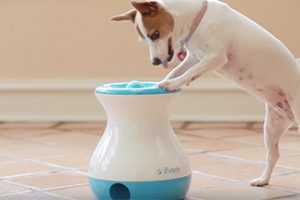 [Giveaway] Win an iFetch Frenzy Interactive Dog Toy