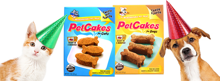 PetCakes Pet Treats