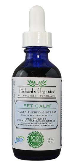 Buy Richard's Organics Pet Calm at 1800PetMeds