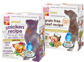 The Honest Kitchen Dehydrated Food for Dogs and Cats