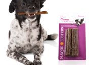[New Product] Crumps' Naturals Plaque Busters Dental Chews