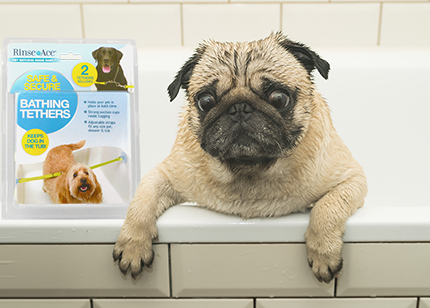 Buy Rinse Ace Pet Bathing Tethers