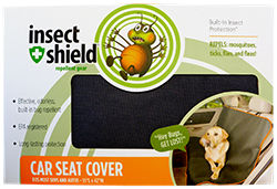 Buy Insect Shield Insect Repellent Pet Car Seat Cover at 1800PetMeds