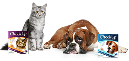 CheckUp At Home Wellness-Test for pets