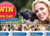 [Sweepstakes] Pet Mom Spa Day Sweepstakes