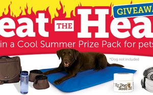 Enter the Beat the Heat Sweepstakes