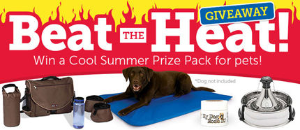 Beat the Heat Sweepstakes