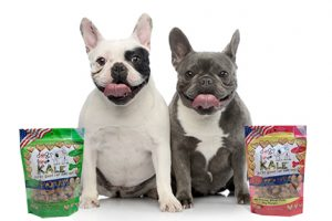 [New Product] Dogs Love Kale All Natural Wheat Free Dog Treats
