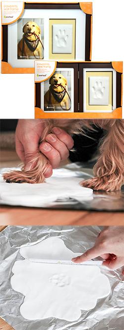 Buy Pearhead Pawprints Keepsake Frame at 1800PetMeds