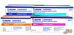 Buy Clavamox Chewable Tablets at 1800PetMeds