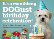 [Giveaway] DOGust Celebration Sweepstakes
