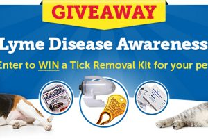[Giveaway] Lyme Disease Awareness Month Sweepstakes