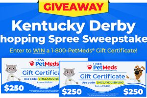 [Giveaway] Kentucky Derby Shopping Spree Sweepstakes