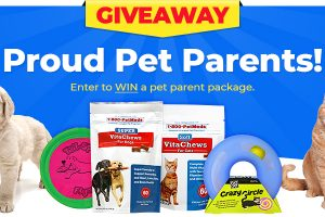 [Giveaway] Proud Pet Parents Sweepstakes