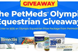 The PetMeds® Olympic Equestrian Giveaway!
